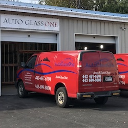 Auto Glass One Slogan